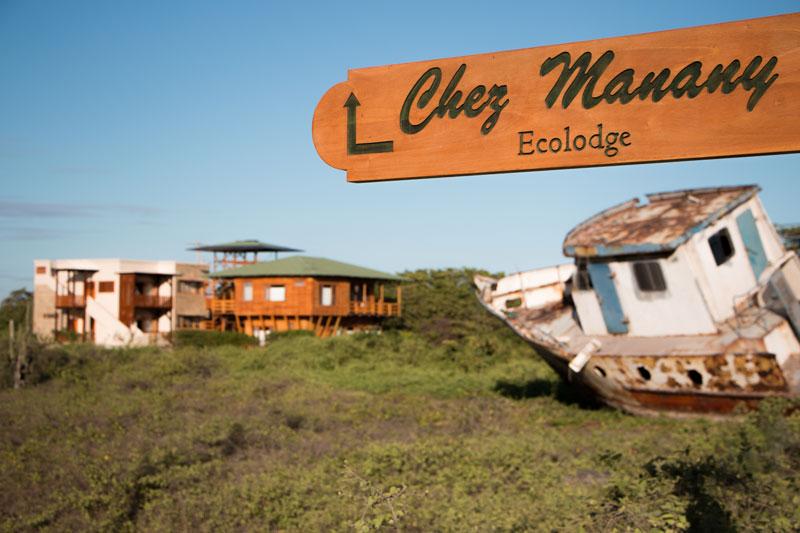 Chez Manany Galapagos Isabela Hotel