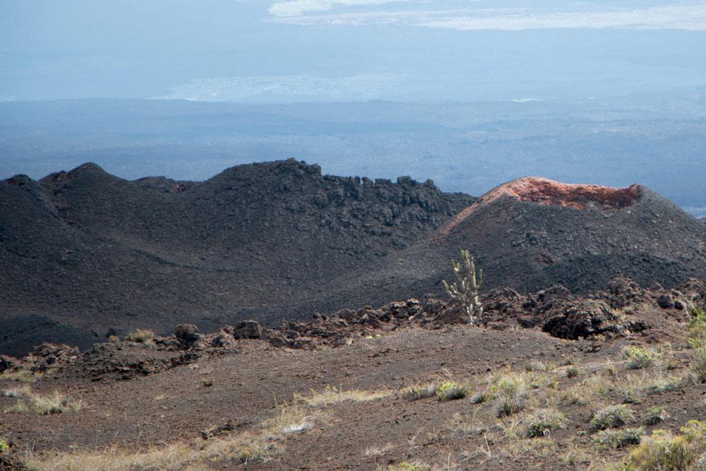 Puerto-Villamil-Volcano