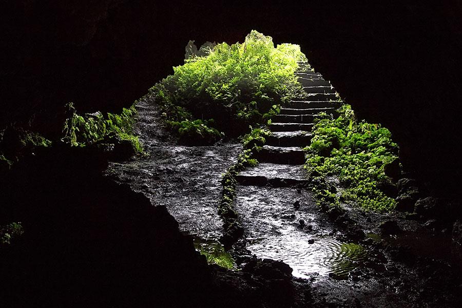 Galapagos Cueva de Sucre